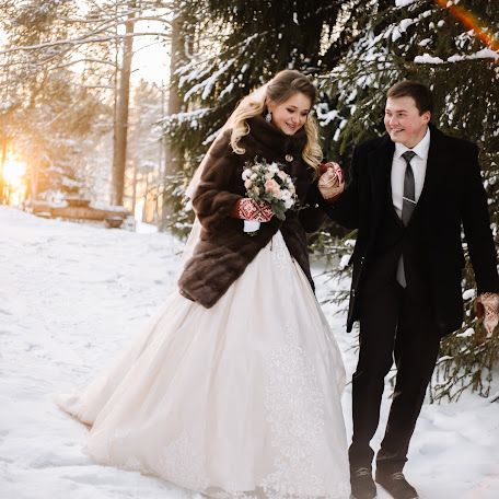Wedding photographer Oksana Kirillova (oksana). Photo of 29.01.2018