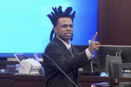 """Double Murder Suspect Gives """"Law & Order"""" Worthy Viral Speech While Representing Himself in Court [Video]"""