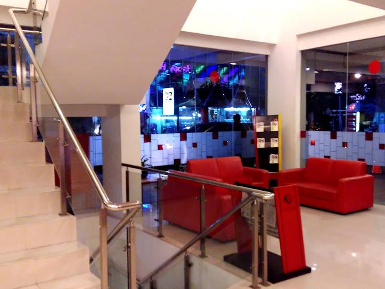 Amaris Kemang's Lobby Room