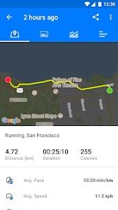 Runtastic PRO Running, Fitness 3