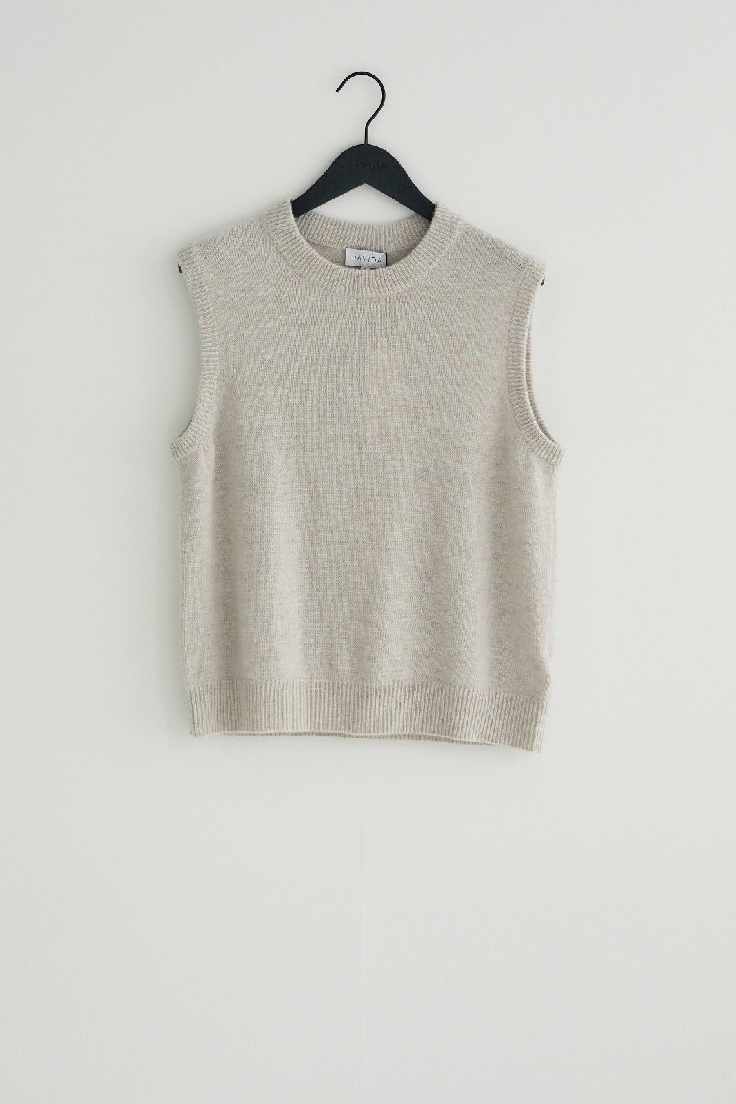 O-neck Vest