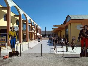 Photo: L'ingresso al Parco della Scienza