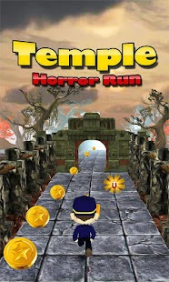 Temple Horror Run 3D - Ninja Dash - náhled