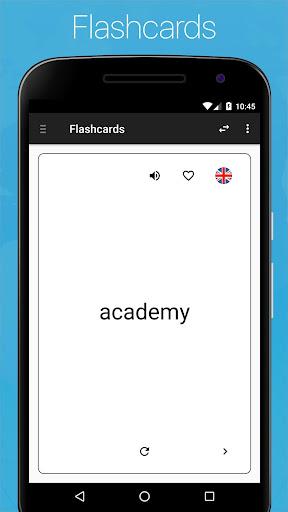 Spanish English Dictionary + screenshot 6