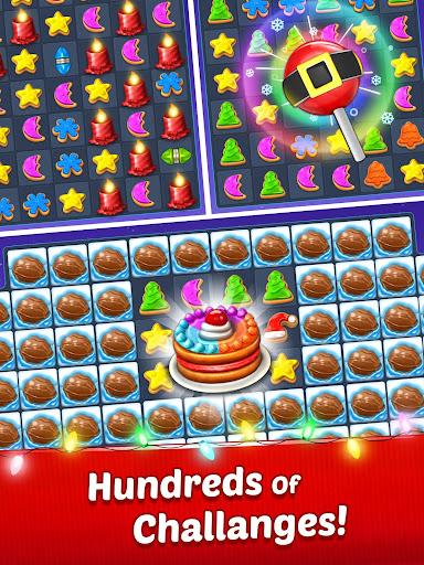 Christmas Cookie - Santa Claus's Match 3 Adventure 2.4.7 screenshots 22