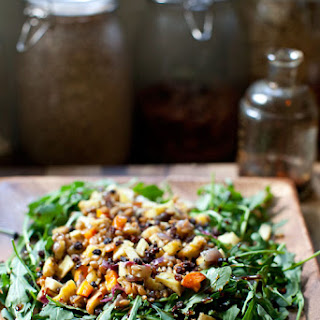 Hearty & Spicy Winter Salad