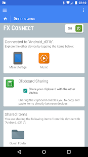 File Explorer (Plus Add-On) Screenshot