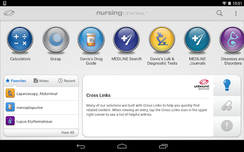 Nursing Central- screenshot thumbnail
