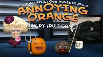 Hungry Fruit Games