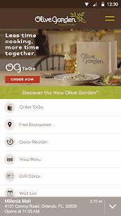 Olive Garden Italian Kitchen - náhled