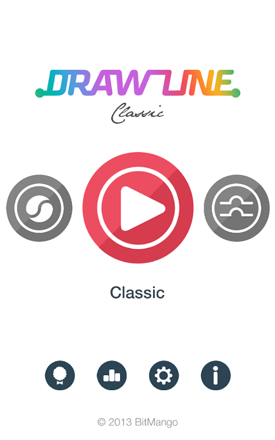 Draw Line: Classic- screenshot