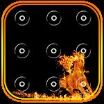 Fire Pattern Screen Lock 1.0 Apk