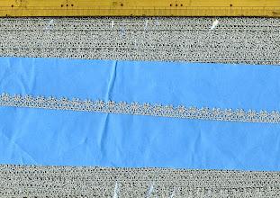Photo: №47592-44ー銀トーション:巾11mm