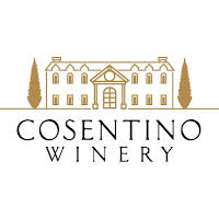 Cosentino Winery & Tasting Room logo