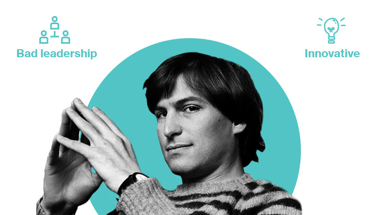 differentiating-business-in-competitive-industries- steve-jobs-leadership