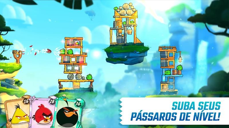 Angry Birds 2 – APK MOD HACK – Dinheiro Infinito