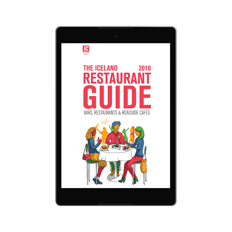 The Iceland Restaurant Guide- screenshot