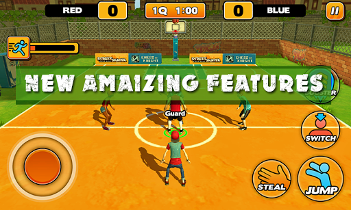 Basketball 2015 3D Games