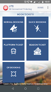 Book train tickets online indian railways tatkal