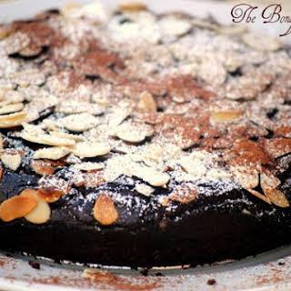 Egg-Less Chocolate Cake.