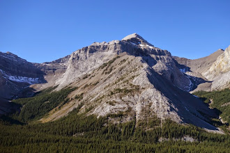 Photo: One of the unnamed Highwood Peaks.