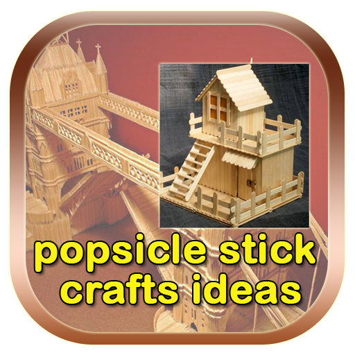 Popsicle Stick Crafts Ideas Apps On Google Play