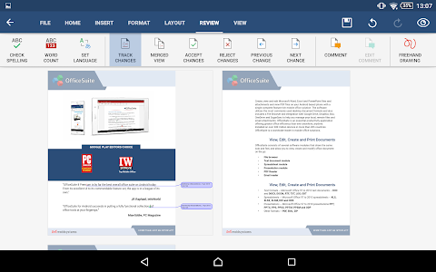 OfficeSuite 8 Pro + PDF v7.4.1803