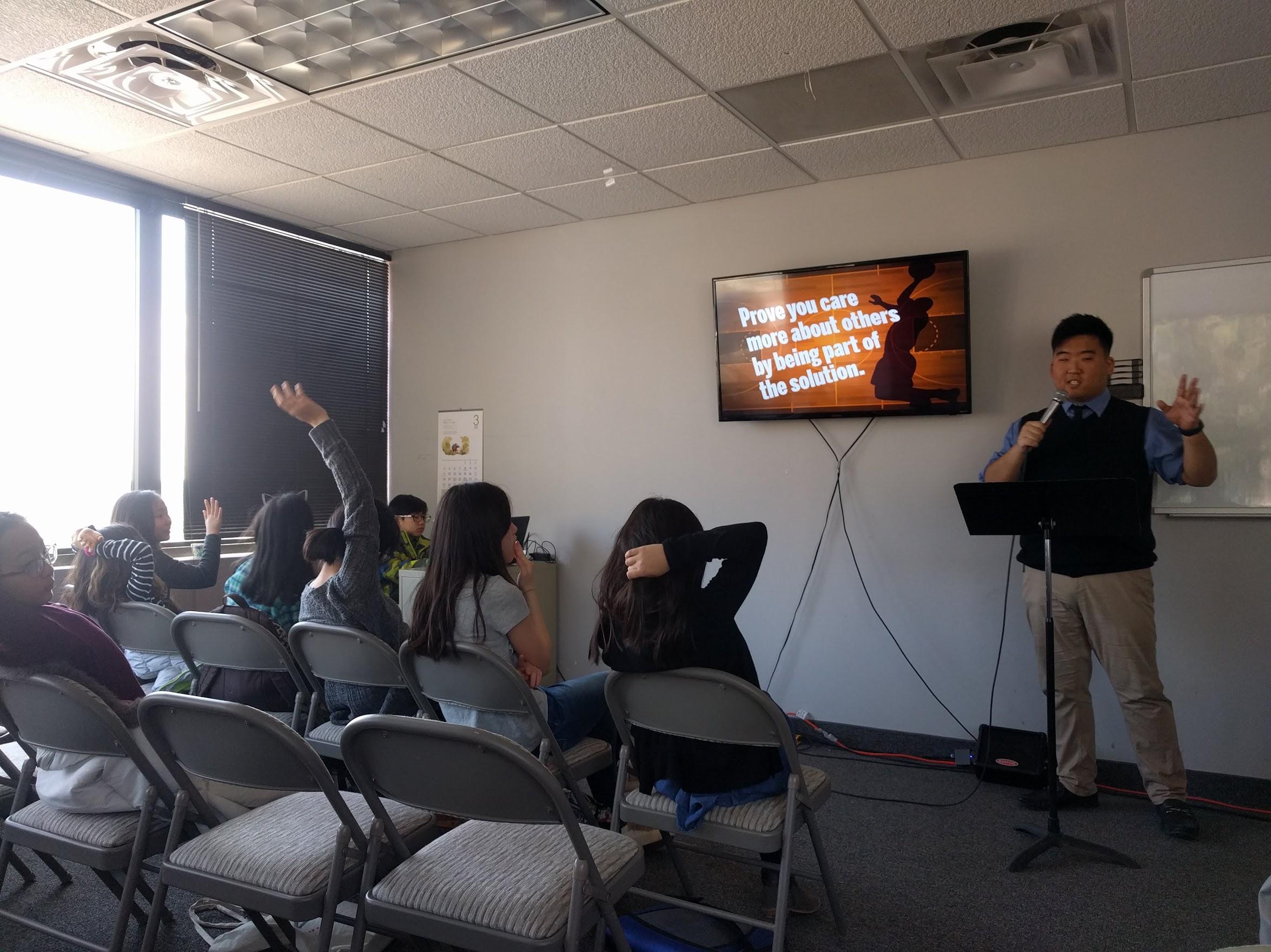 유초등부 예배
