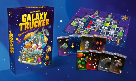 Galaxy Trucker re-launch (Release Summer 2021)