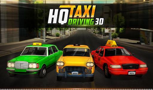 HQ Taxi Driving 3D 1.5 screenshots 17