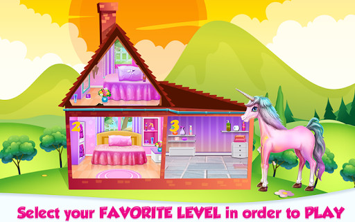 Download Unicorn Room Decoration MOD APK 9