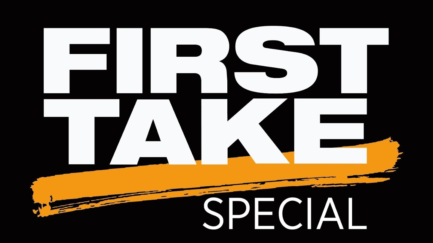 Watch First Take Special live