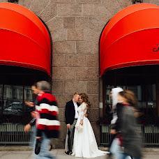Wedding photographer Andrey Kalitukho (kellart). Photo of 29.01.2018