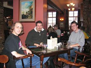 Photo: Matthew Westcott, Andy Kavanagh and Dave Mills