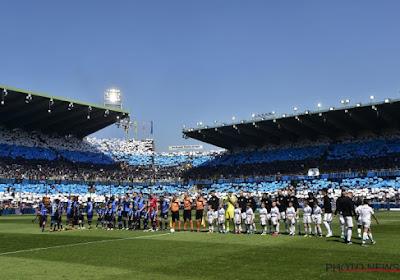 Uitverkocht Jan Breydelstadion zal zondag geen lege plekken hebben voor Club-RSCA, 750 paars-witte fans maken de tocht
