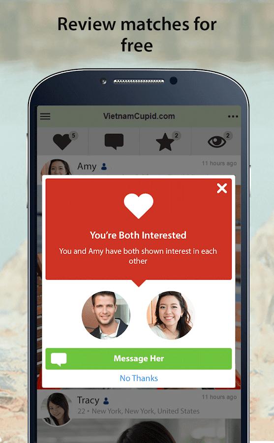 Best dating apps vietnam