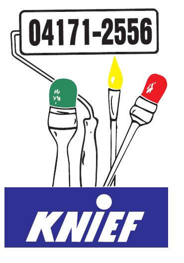 Logo der Malerei Knief