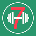 7 Minutes Workout -Home Exercise Without Equipment icon