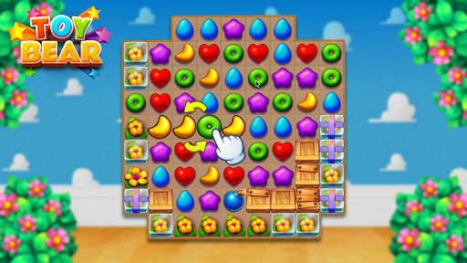Toy Bear Sweet POP : Match 3 Puzzle filehippodl screenshot 24