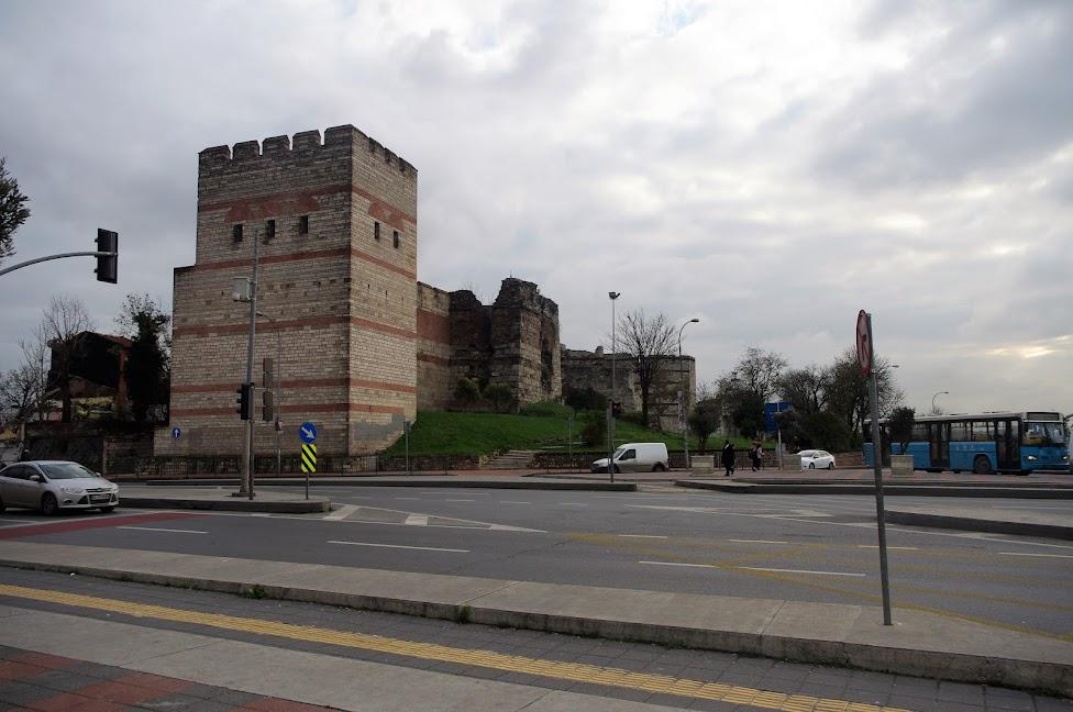 Qué ver en Estambul. Murallas de Constantinopla