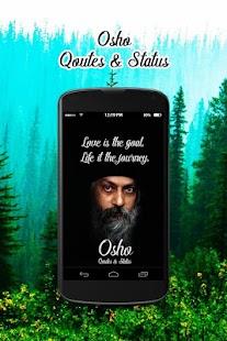 OSHO Status - náhled