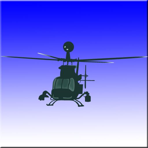 OH-58D Kiowa -10 Flash Cards