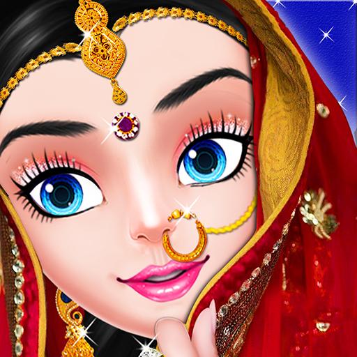 Indian Wedding Dressup Makeup Salon