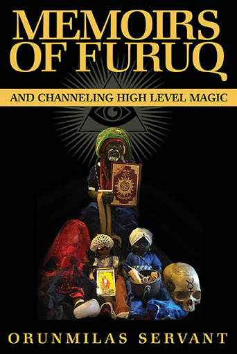 Memoirs of Furuq and Channeling High level Magic cover