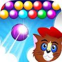 Cute Animal Bubble Pop icon