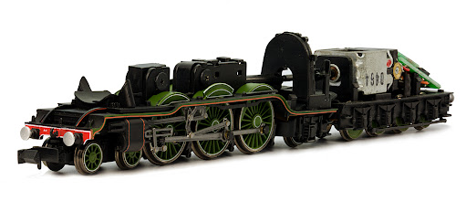Photo: NCHASS14B A3 LNER Apple Green