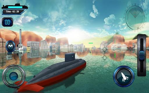 Indian Submarine Simulator 2019 2.0 Screenshots 1