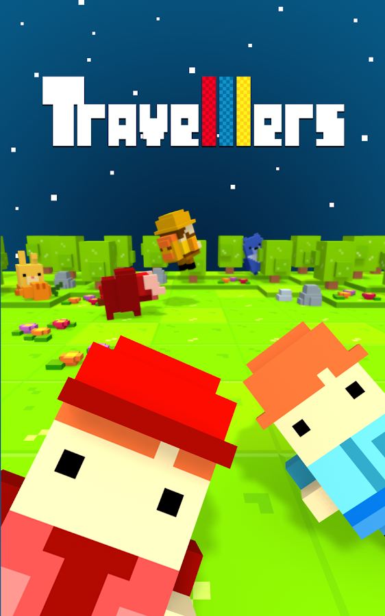 TraveLLLers- screenshot