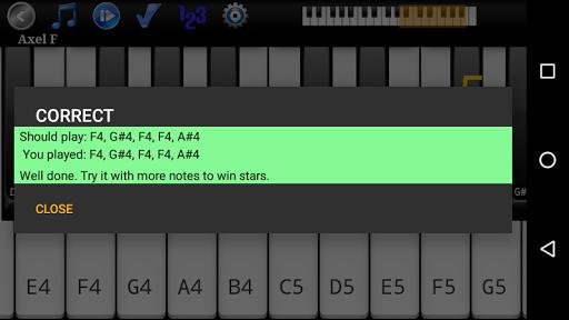 Piano Melody Free Bug screenshots 3