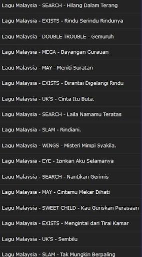 Donlod Lagu Malasia : donlod, malasia, Download, Malaysia, Terpopuler, AppKiwi, Downloader